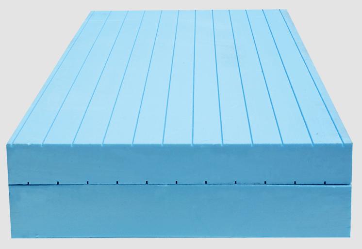 挤塑板施工方法