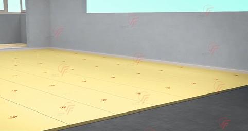 地暖挤塑板的保温性能